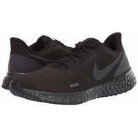 Nike Men's Revolution 5 Running Shoe, Black/Anthracite, 9.5 Regular Us