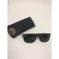 Ray-Ban Men's Rb_2132_622 Sunglasses, Black, 58-18-145
