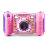 VTech Kidizoom Camera -Bilingual Pink 80-193650