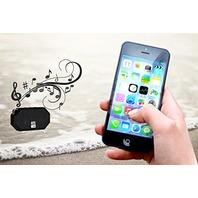 Altec Lansing  Mini H2O  Bluetooth Speaker, Black (SEALED)
