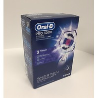 Oral-B Pro 3000 Electronic Power Rechargeable Electric Bluetooth Toothbrush
