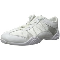 (4.5, White) - Nfinity Adult Evolution Cheer Shoes, White, 4.5. Delivery Is Free