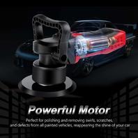 Avid Power Polisher, 6-inch Dual Action Random Orbital Car Buffer Polisher Waxer