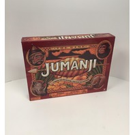 Cardinal Games 6040791 Retro Jumanji The Game Bilingual
