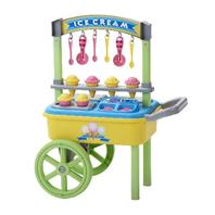American Plastic Toys 20320 My Very Own Ice Cream Cart Role Play Set