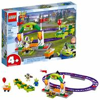 Lego | Disney Pixars Toy Story 4 Carnival Thrill Coaster 10771 (98 Pieces)