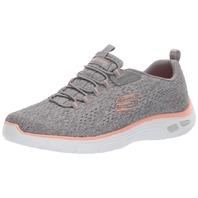 Skechers Women's Empire D'lux-Lively Wind Sneaker, Gycl, 8 M Us