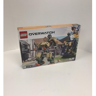 Lego Overwatch 75974 Bastion Overwatch Game Robot Action Figure, (602 Pieces)