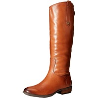 Women's Sam Edelman Penny Boot, Size 8.5 Regular Calf W - Brown