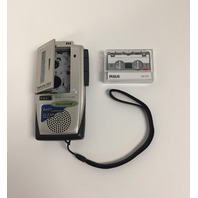 Olympus Pearlcorder S711 Microcassette Voice Recorder Dictaphone Dictation