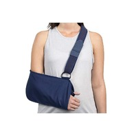 Fitpro Deluxe Adjustable Standard Arm Sling, Large, Amazon Exclusive Brand