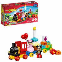 Lego Duplo Disney Mickey Mouse Mickey And Minnie Birthday Parade 10597