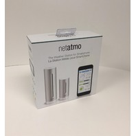 Netatmo Weather Station NWS01-US