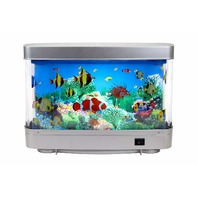 Lightahead Artificial Tropical Fish Aquarium Decorative Lamp