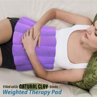 Microwavable Heating Pad Moist Therapy Extra Large Heavy Weighted Compress