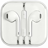 GENUINE Apple Earpods 3.5MM with Remote and Mic - White