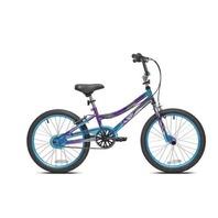 Movelo 92003 KJ Girls Steel BMX Bike, 20-Inch