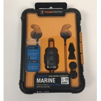 Tough Tested Earbud Headphones - IP67 rated