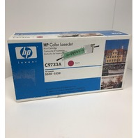 HP 645A (C9733A) Magenta Original LaserJet Toner Cartridge - SEALED