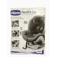 Chicco Nextfit Zip Convertible Car Seat, Nebulous - Manf. date Dec. 2019