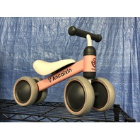 Ancaixin Pink Baby Balance Bikes Bicycle 10-24 Months