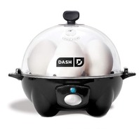 Dash Go Rapid Egg Cooker Black