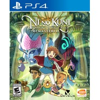 Ni no Kuni: Wrath of the White Witch - PlayStation 4 - SEALED