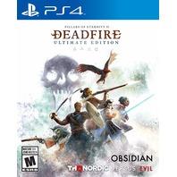Pillars of Eternity ll: Deadfire - PlayStation 4 - SEALED