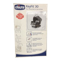 Chicco Keyfit 30 Infant Car Seat, Orion - NEW