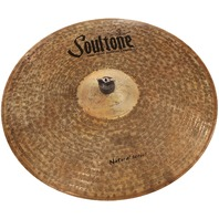"Soultone Cymbals Ntr-Crr19-19"" Natural Crash Ride"