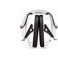 Lucid Audio Amped Sound Amplifying Bluetooth Wireless Headphones - White/Gray