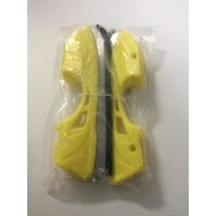 replacement  ice skate blades for kids Y12-Y13-1-2 Yellow