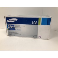 Genuine Samsung Electronics MLT-D108S/XAA  1.5K Yield Toner - SEALED
