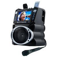 Karaoke Usa - Mp3 Karaoke System - Black