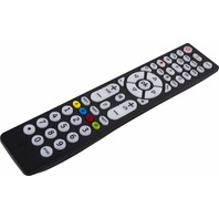 Refurbished Ge 40069 Universal Remote, 8 Devices Big Buttons   Full Backlit