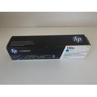 HP 130A  CF351A  Toner Cartridge  Cyan  ~1,000 pages