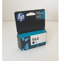 HP - 564 Standard Capacity Ink Cartridge - Black