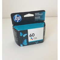 HP - 60 Standard Capacity - Tricolor Ink Cartridge - Cyan/Magenta/Yellow