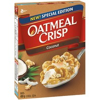 General Mills Oatmeal Crisp Coconut - 480g