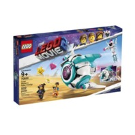 THE LEGO MOVIE 2 Sweet Mayhem's Systar Starship! 70830 (502 Pieces)