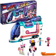 THE LEGO MOVIE 2 Pop-Up Party Bus 70828 (1013 Pieces)