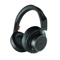 Plantronics BackBeat GO 600 Over-The-Ear Wireless Headphones (Black)