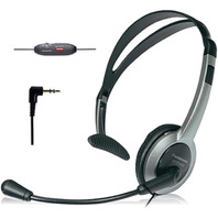 Panasonic - Headset 2.5mm PlugBlack