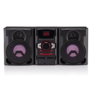 Blackweb 100-Watt Bluetooth CD Stereo System