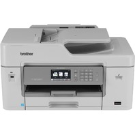 Wireless Color Photo Printer With Scanner Copier And Fax Machine All-in-one