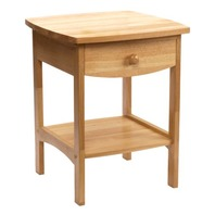 Claire Accent Table Natural - Winsome