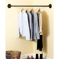 Corner  Closet Hanger