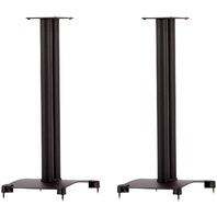 Sanus Sf30-B1 Steel Foundations 30-Inch Speaker Stands (Pair)