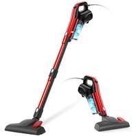 Geemo Vacuum Cleaner 17kpa 2 In 1 Handheld Corded Powerful Cleaning Lightweight True Hepa For Hard Floor H594