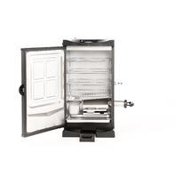 Masterbuilt 20078715 Electric Digital Smoker Front Controller, 30-Inch, Black